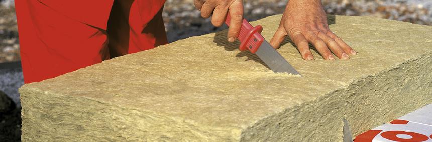 Топлоизолации от каменна вата
